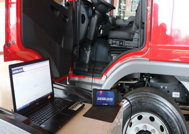 E-book: O que você precisa saber sobre injeção eletrônica diesel?