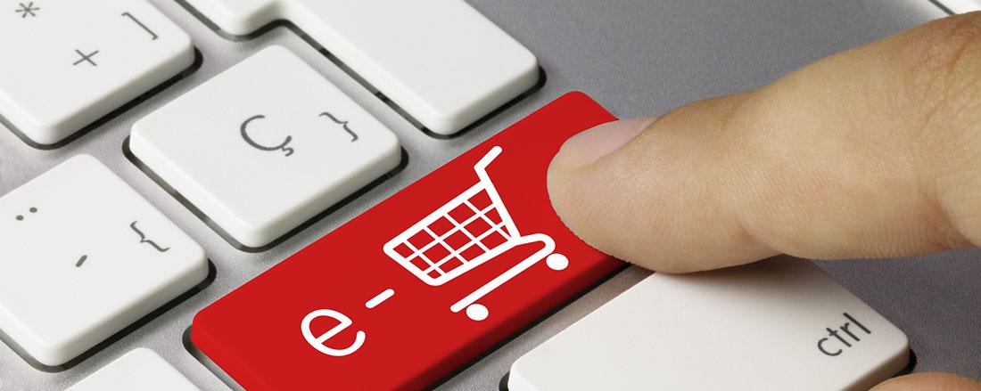 Vendas pela Internet registram alto crescimento no Brasil