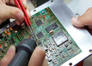 Reparo de módulos de injeção eletrônica
