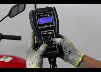 Vídeo Instruções de uso do Scanner Motodiag  Aula 1: Honda – CG 150 Titan