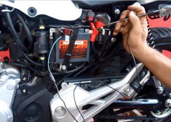 O que fazer quando o motor de partida não gira?