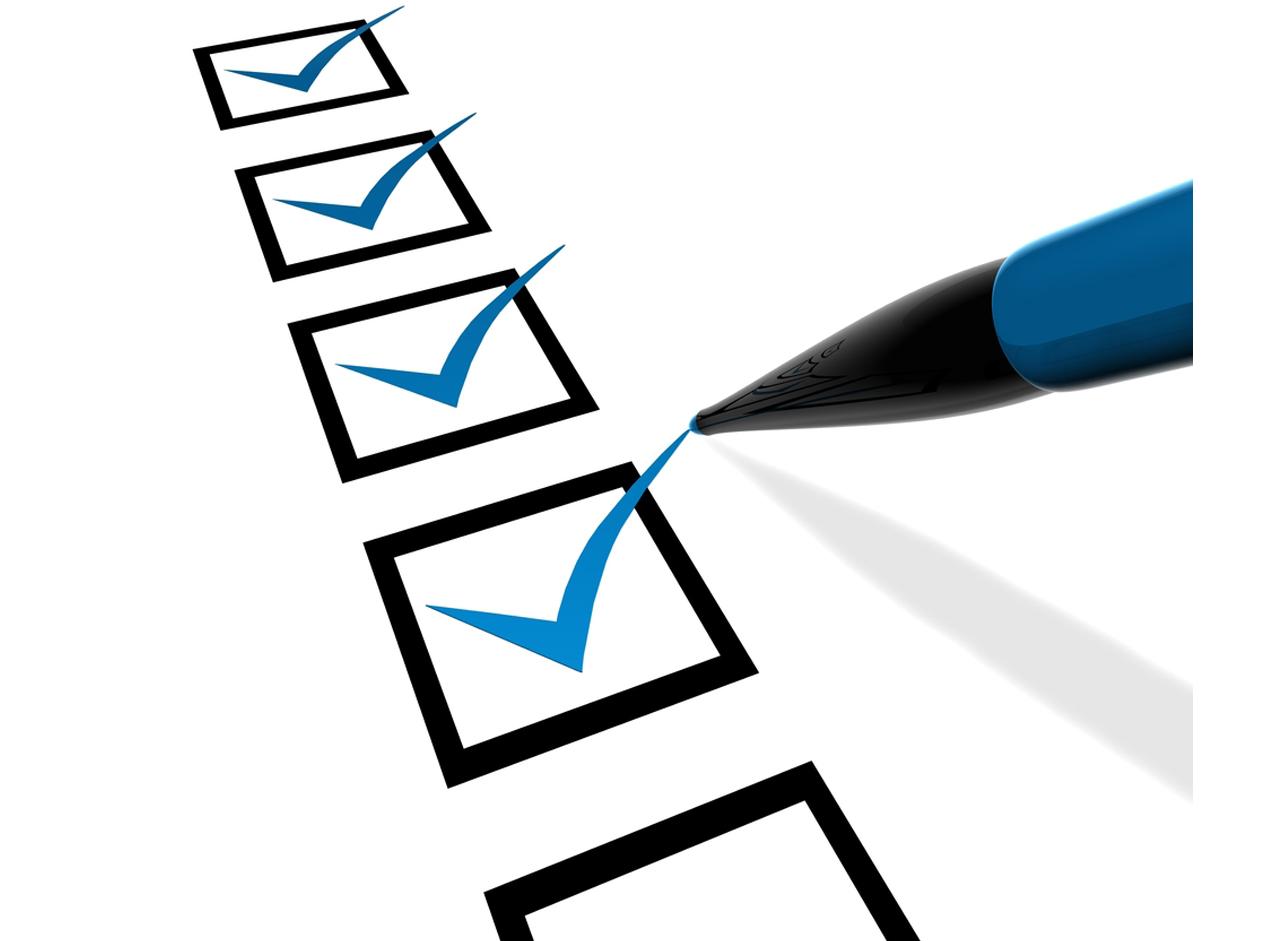 Modelo de checklist para usar na sua oficina de Motocicletas