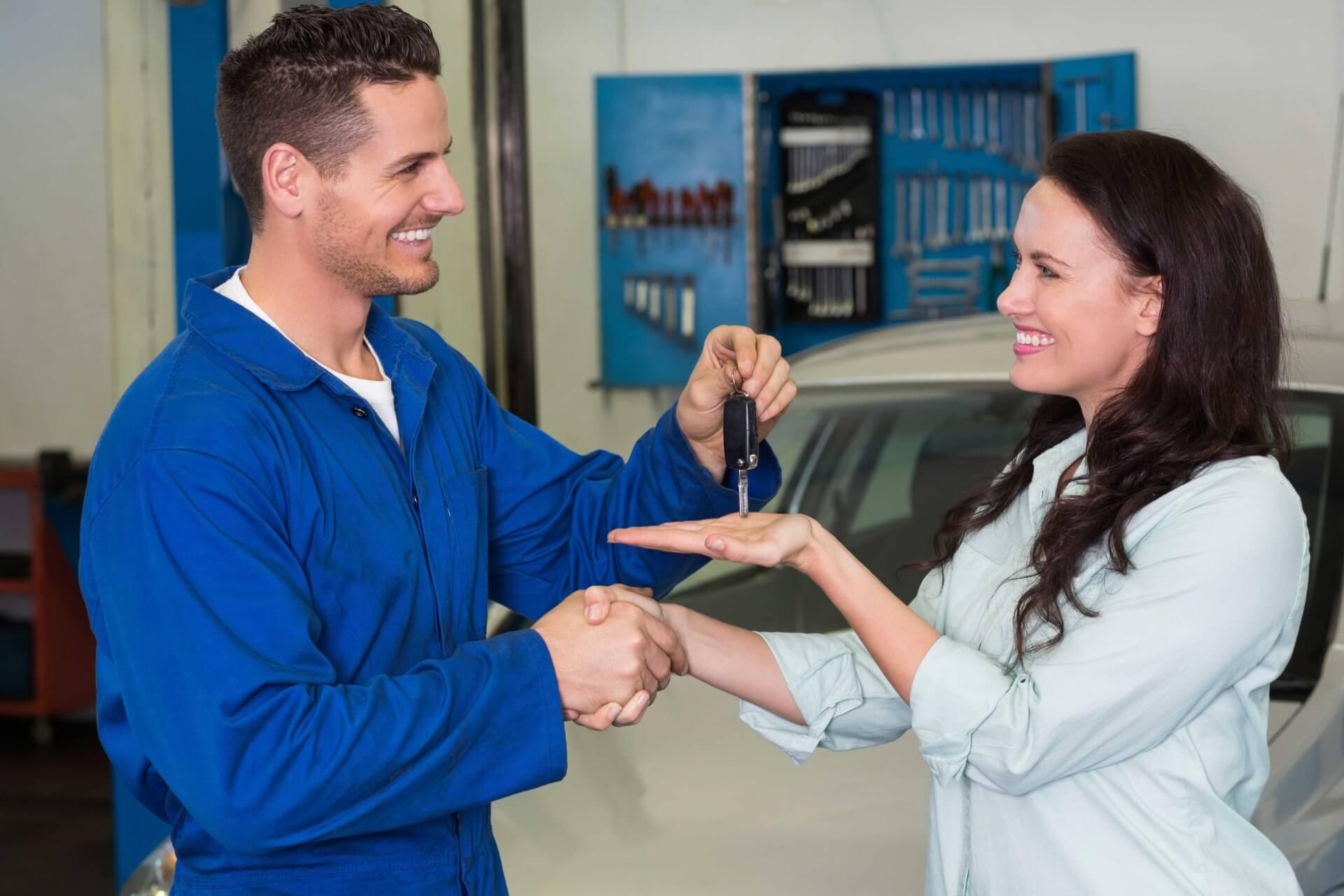 Overdelivering para chaveiros otimizando serviço e encantando o cliente