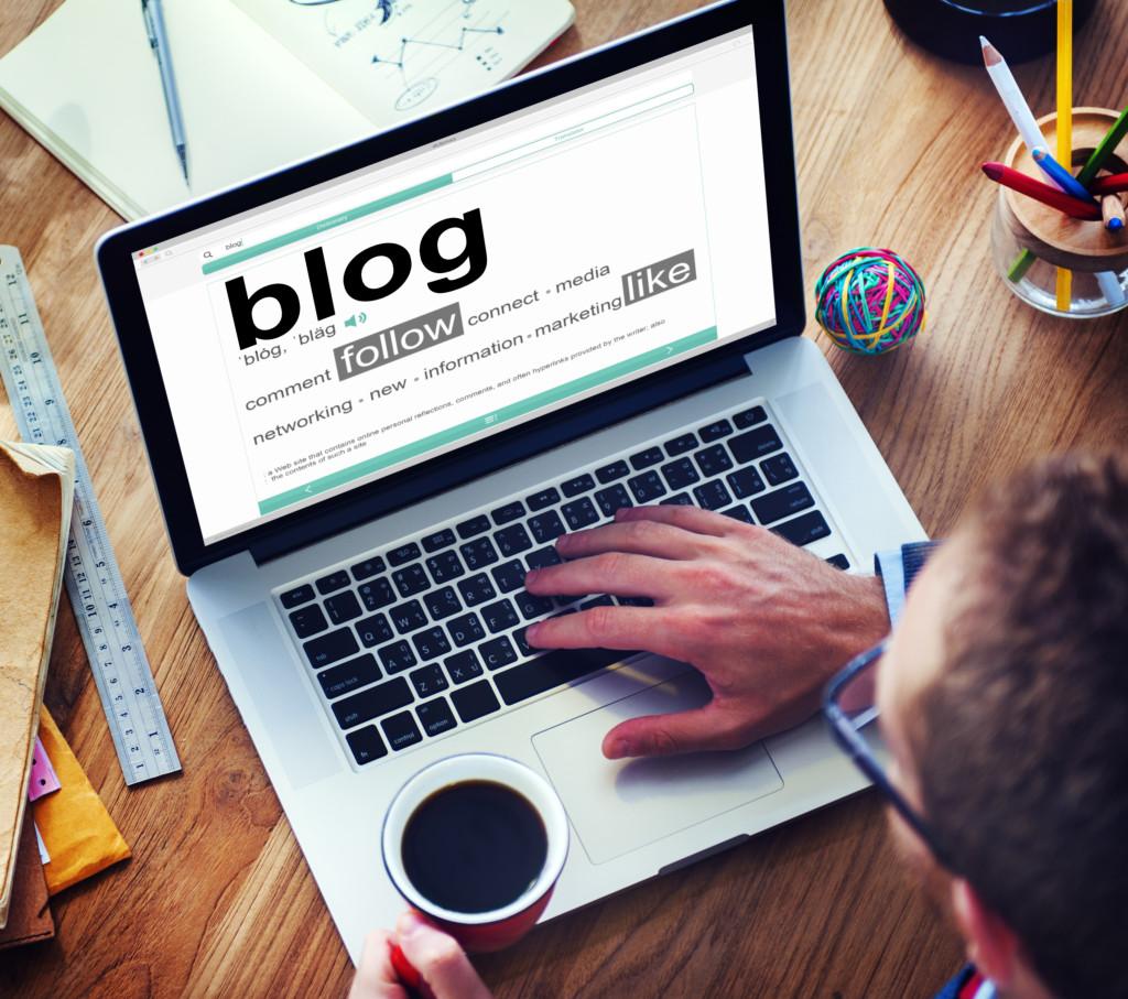 Por que sua oficina precisa de um blog