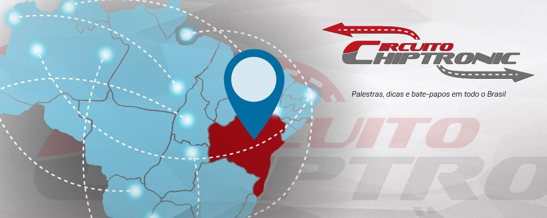 Circuito Chiptronic tem estreia em Salvador/BA