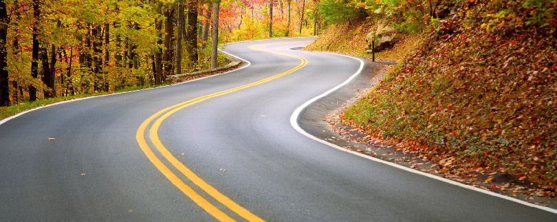 As 4 melhores rotas para sua viagem de moto