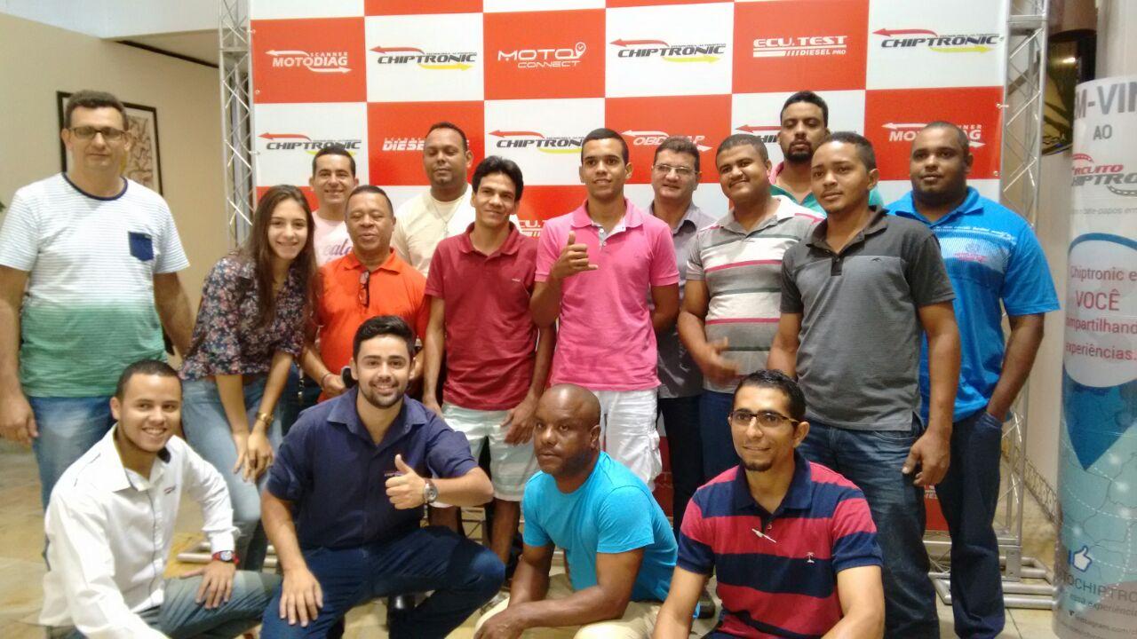 Circuito Chiptronic Salvador 07