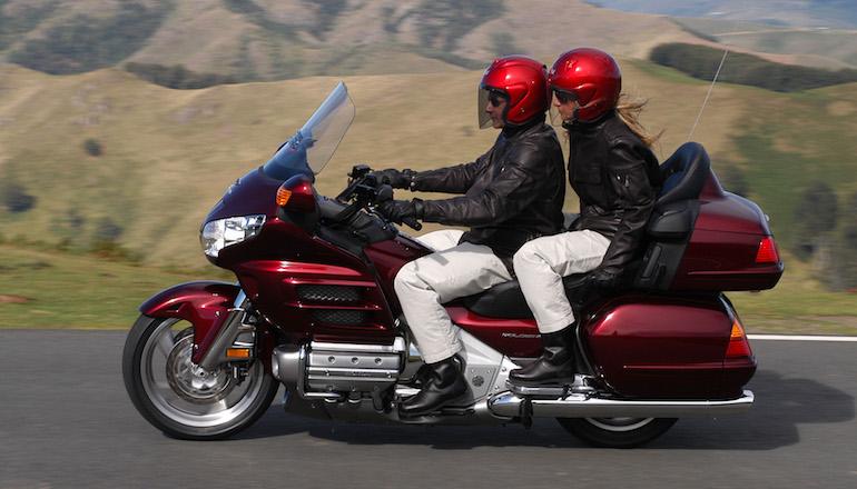 As 5 melhores motos para viajar
