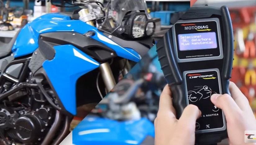 Scanner para moto: por que minha oficina deve ter um?