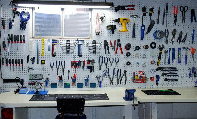 5 dicas para manter sua oficina mecânica organizada