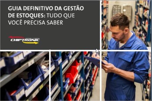 E-book guia para gestão de estoques em oficinas mecânicas