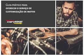 E-book: Como entrar no mundo da customização de motos