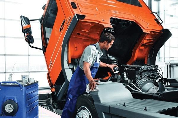 reparação de motores diesel