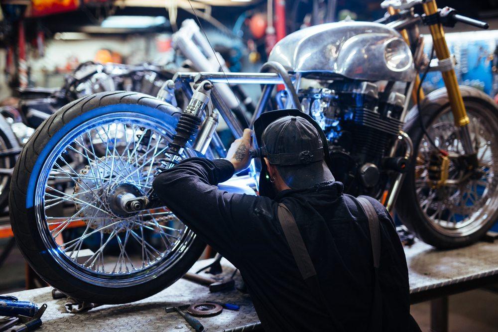 Modificação de motos: saiba como funciona e quais as opções