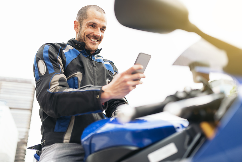 vida de motociclista
