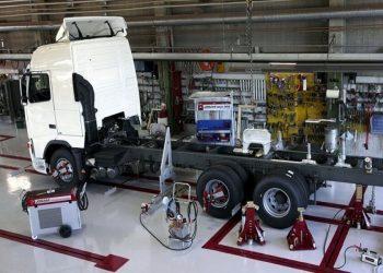 Problemas mecânicos no caminhão