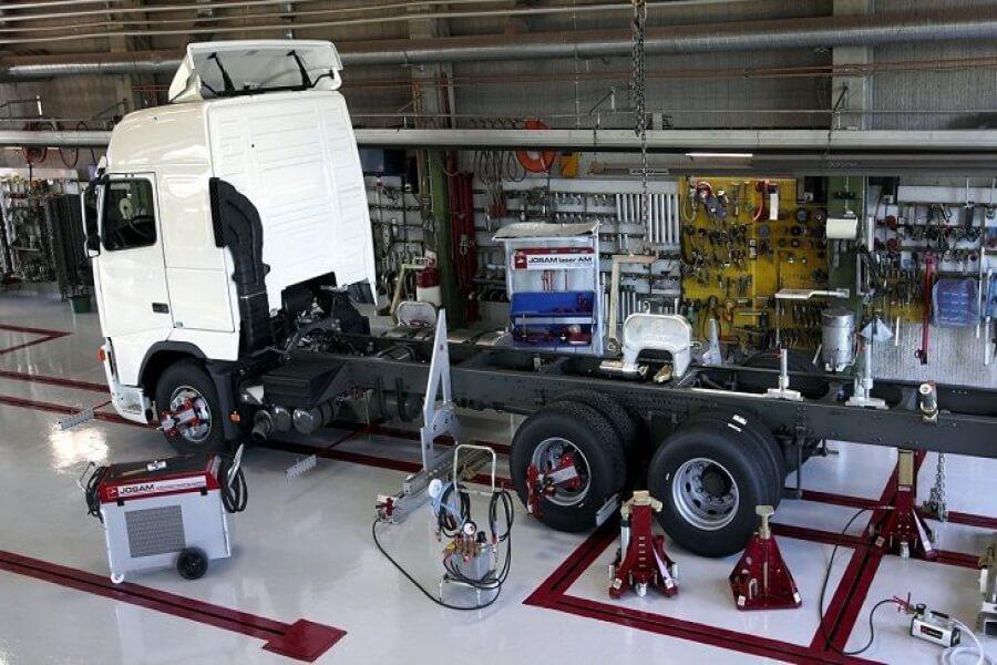 Problemas mecânicos: o que fazer quando o caminhão está perdendo força