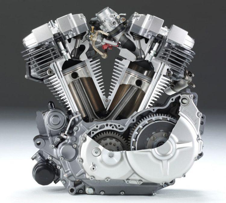 tipos de motores de motos