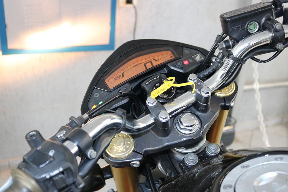 Como funciona um sistema imobilizador de motocicletas?