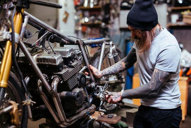 Customização de motos: afinal, o que é permitido por lei?