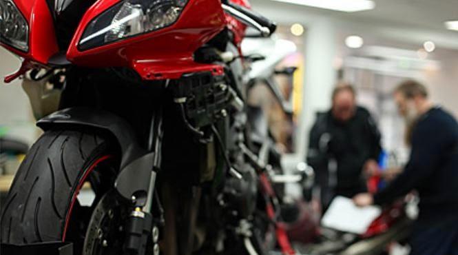 Passo a passo: saiba como realizar uma inspeção de motos eficiente