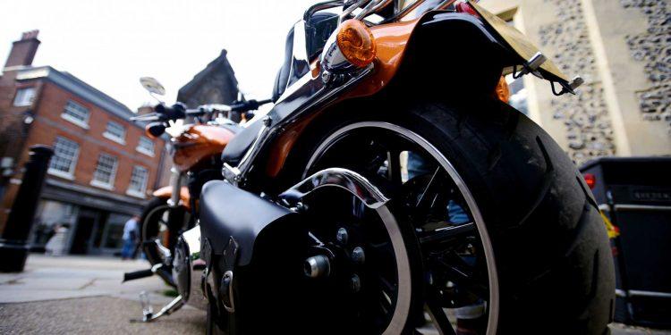 customização de motos, o que é permitido por lei
