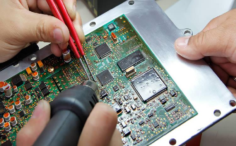 reparo em Módulos de injeção eletrônica