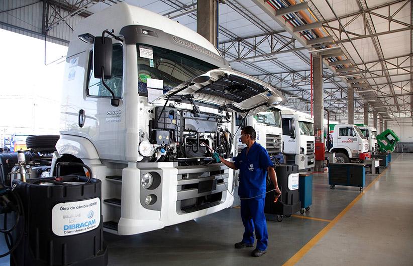 manutenção de frotas de caminhões 4 dicas