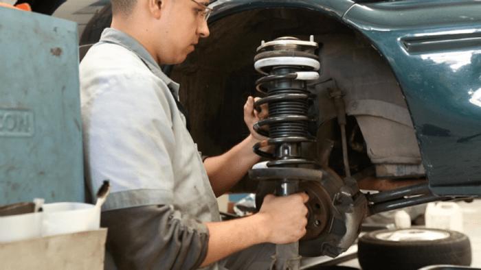 Como manter a conservação dos amortecedores de veículos a diesel?