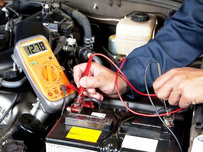vida útil da bateria de caminhões