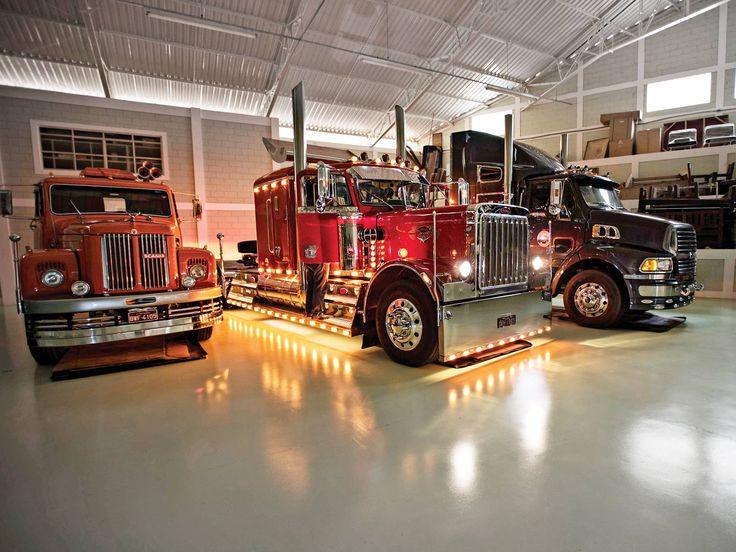 restauração de caminhões