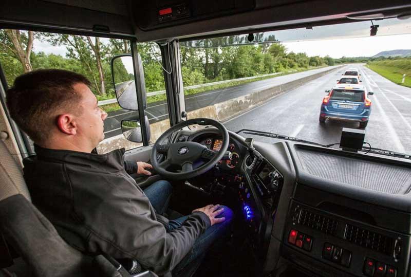 tecnologias para caminhões