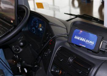 scanner diesel Dieseldiag