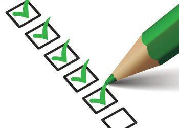 Checklist para manutenção de caminhão