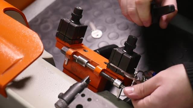 máquina de fazer chaves