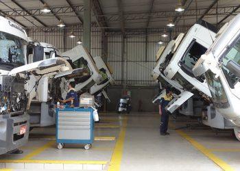 manutenção de caminhões: confira quais são os principais tipos e como realizar