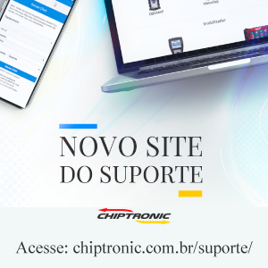 site do suporte Chiptronic