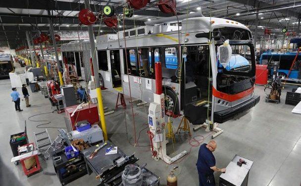 mecânica de ônibus