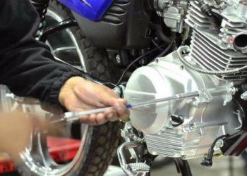 gerenciamento eletrônico de motos