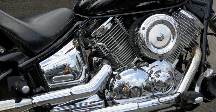 Motor flex em motos