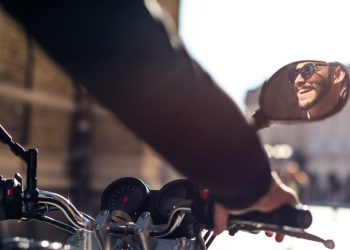 amortecedor de direção em motocicletas