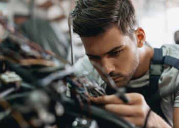 injeção eletrônica em moto