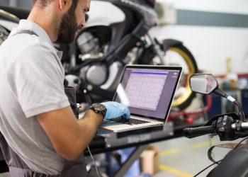 tecnologia para diagnóstico de motocicletas