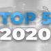 Top 5 2020: as matérias mais acessadas do ano